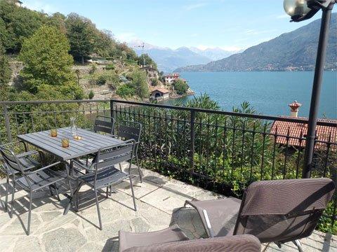 Bild von Ferienhaus am Comersee Alessia_Rezzonico_10_Balkon