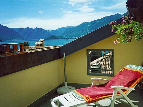 Picture of Lake Como apartment Bellavista_Bellagio_10_Balkon