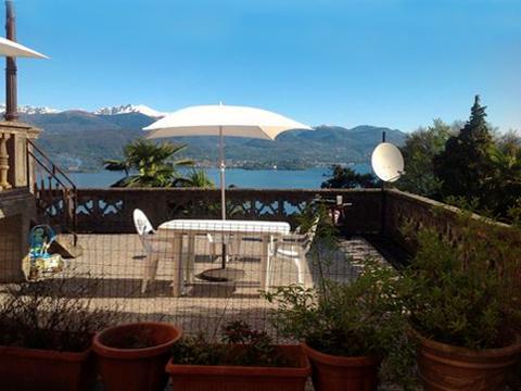 Bild von Ferienhaus am Comersee Binda_496_Stresa_10_Balkon