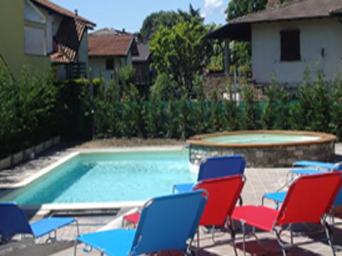 Picture of Lake Como apartment Colombo_Menaggio_Monolocale_pt_Sorico_15_Pool