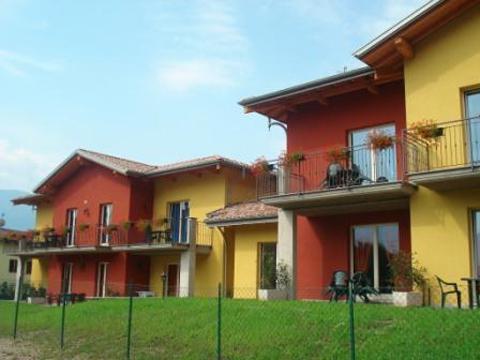 Picture of Lake Como apartment Colombo_Nesso_Bilolocale_pt_Sorico_10_Balkon