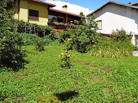 Picture of Lake Como apartment Flori_Gera_Lario_20_Garten