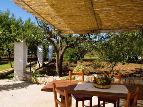 foto di casa vacanza Francesca_Cisternino_10_Balkon