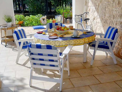 foto di casa vacanza Gemma_Martina_Franca_10_Balkon