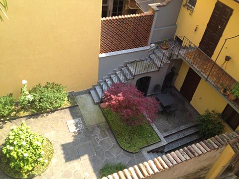 Picture of Lake Como apartment Heart_of_Bellagio_-_3_Bellagio_20_Garten