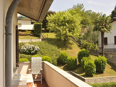 Picture of Lake Como apartment Home_of_Bellagio_-_0_Bellagio_10_Balkon