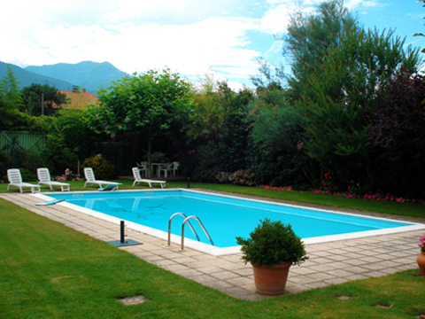 Picture of Lake Como apartment Iris_Secondo_Dongo_15_Pool