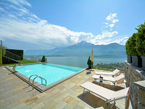 Picture of Lake Como apartment Larianella_Vercana_15_Pool