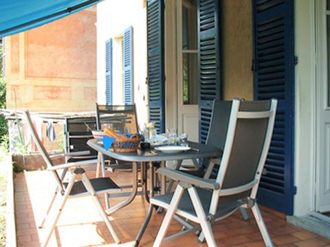 Bild von Ferienhaus am Comersee Max_2201_Pino_10_Balkon