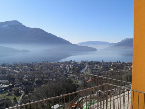 Bild von Ferienhaus in Italien Comer See B&B in Vercana Lombardei