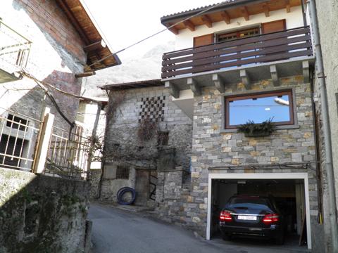 Bild von Ferienhaus in Italien Comer See Ferienhaus in Nuova Olonio Lombardei