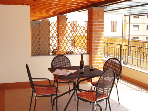 Bild von Ferienhaus am Comersee Ortensia-Primo_Acquaseria_10_Balkon
