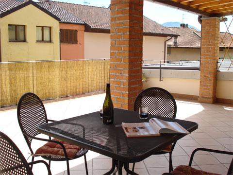 Bild von Ferienhaus am Comersee Ortensia_secondo_Acquaseria_10_Balkon
