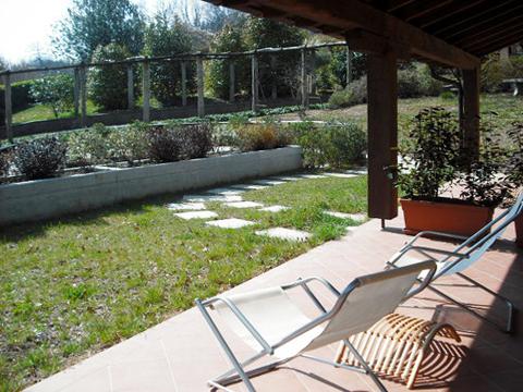 foto di casa vacanza Picchio_Secondo_701_Mergozzo_20_Garten