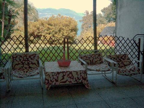 Bild von Ferienhaus am Comersee Portici_576_Stresa_10_Balkon