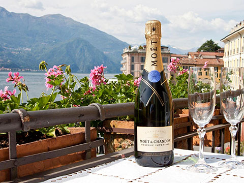 Foto van Comomeer Vakantiehuis Sogno_Bellagio_10_Balkon