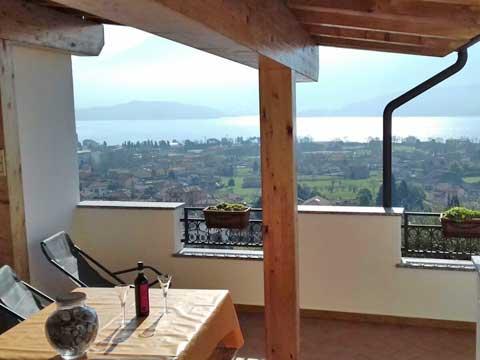 Bild von Ferienhaus am Comersee Susana_Gravedona_ed_Uniti_10_Balkon