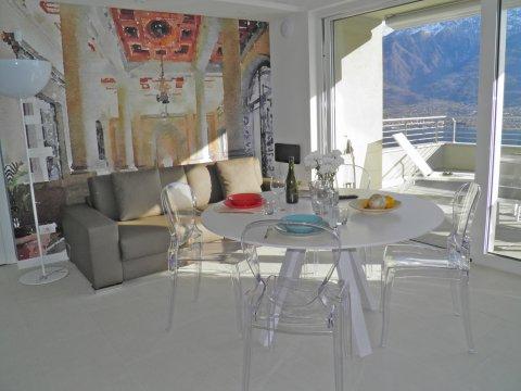 Bild von Ferienhaus am Comersee Valarin_Firenze_Vercana_10_Balkon