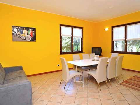 Picture of Lake Como apartment Villa_parco_Bellagio_30_Wohnraum