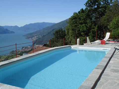 foto di casa vacanza Zertin_Typ_1_Peglio_15_Pool