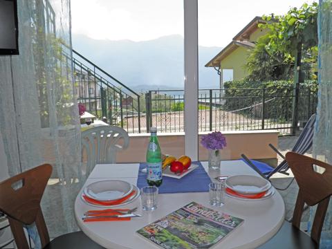 Bild von ferienhaus am Comersee Camilla_Vercana_10_Balkon