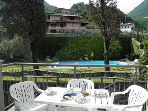 Appartamento lago di como casa cedro 312 affitto vacanze for Cedro agitare piani di casa
