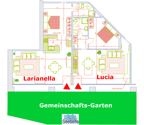 Casa Larianella Galerie