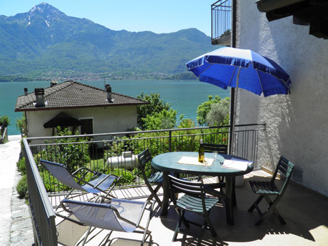 Bild von ferienhaus am Comersee Lina_Gera_Lario_10_Balkon