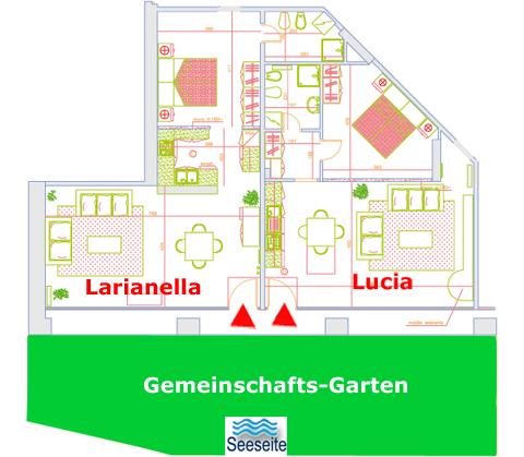 Casa Lucia Galerie