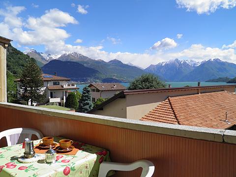Bild von ferienhaus am Comersee Nando_Musso_10_Balkon
