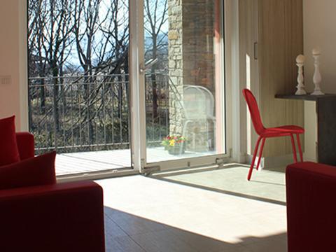 Casa Paradiso Legnone Galerie
