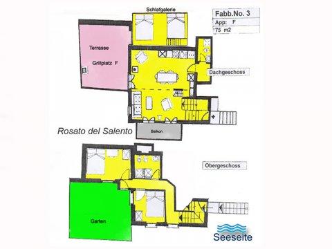 Casa Rosato Galerie