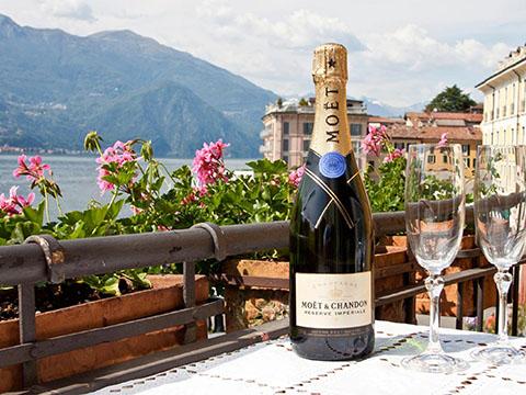 Bild von ferienhaus am Comersee Sogno_Bellagio_10_Balkon