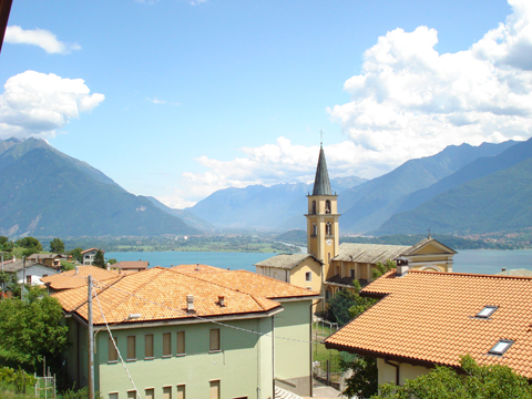 Picture of Vercana at Lake Como