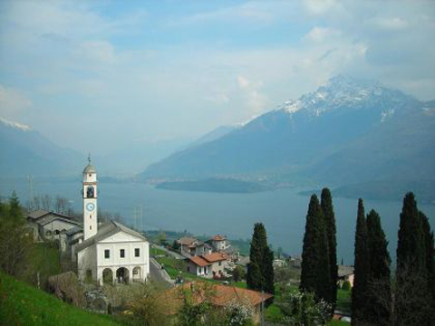 Picture of Stazzona at Lake Como
