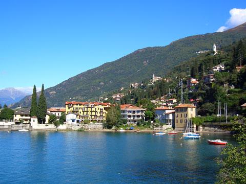 Picture of Bellano at Lake Como