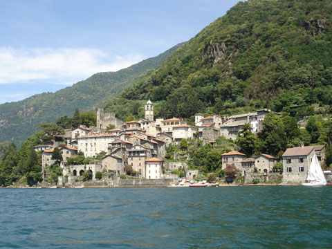 Picture of Dorio at Lake Como