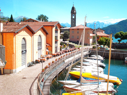Picture of Cremia at Lake Como