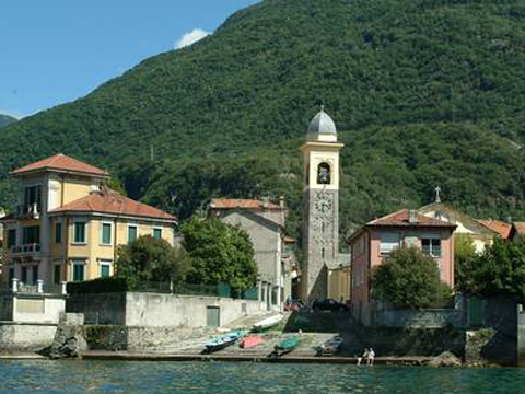 Picture of Dervio at Lake Como