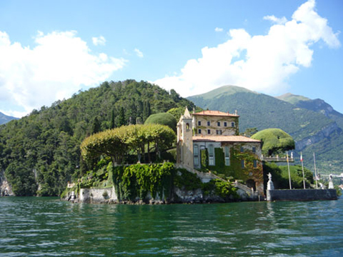 Picture of Lenno at Lake Como