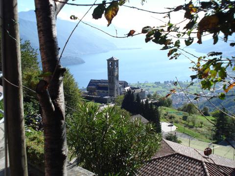 foto di Peglio sul lago di Como