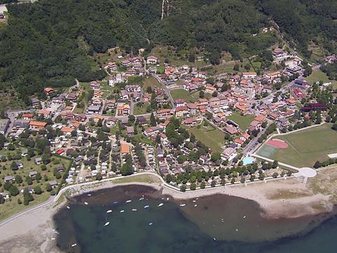 Photo de Sorico destination pour vos vacances au lac de Côme