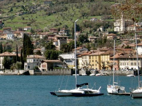 Picture of Mezzegra at Lake Como