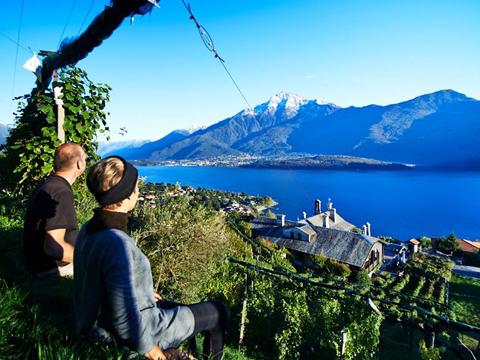 Bild von Herbsturlaub mit Weindegustation in Italien Ferienhaus
